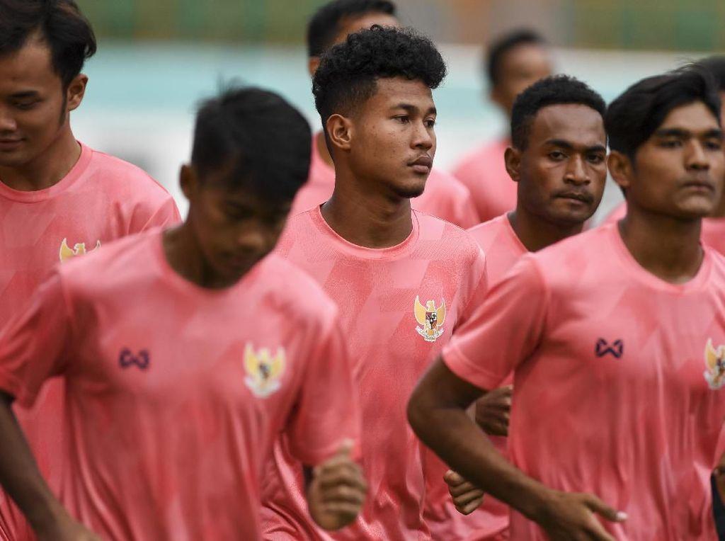 Timnas Indonesia U-19 Kalah 0-2 dari Kyung Hee University
