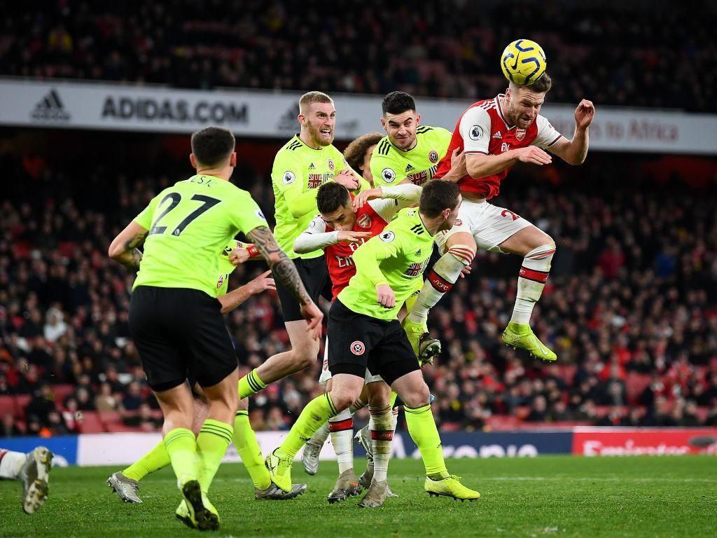 Arsenal Vs Sheffield: 6 Fakta Usai Hasil Imbang di Emirates