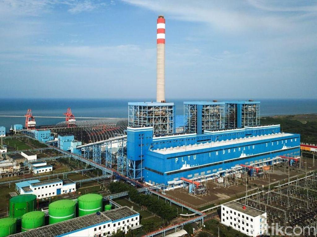 Lambat, Proyek Listrik 35.000 MW Jokowi Dikritik DPR