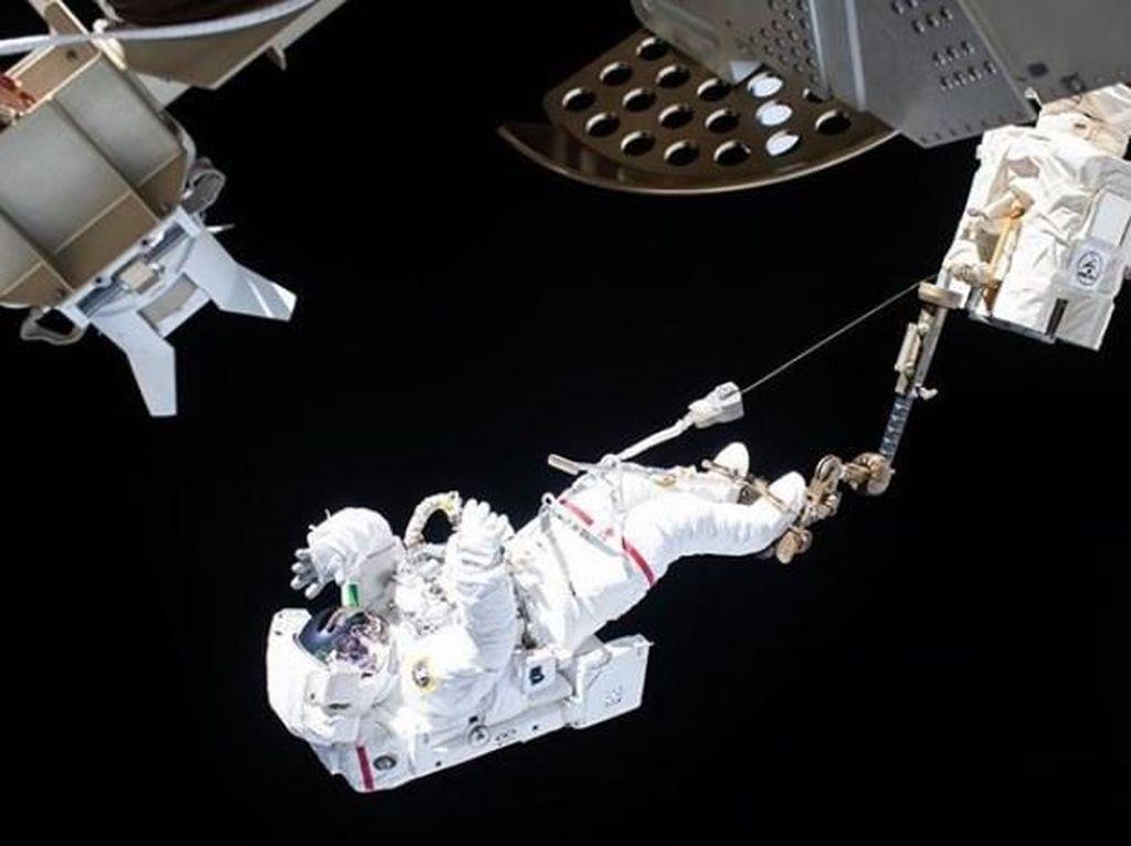 Pilpres AS 2020, Astronaut Nyoblos di Luar Angkasa
