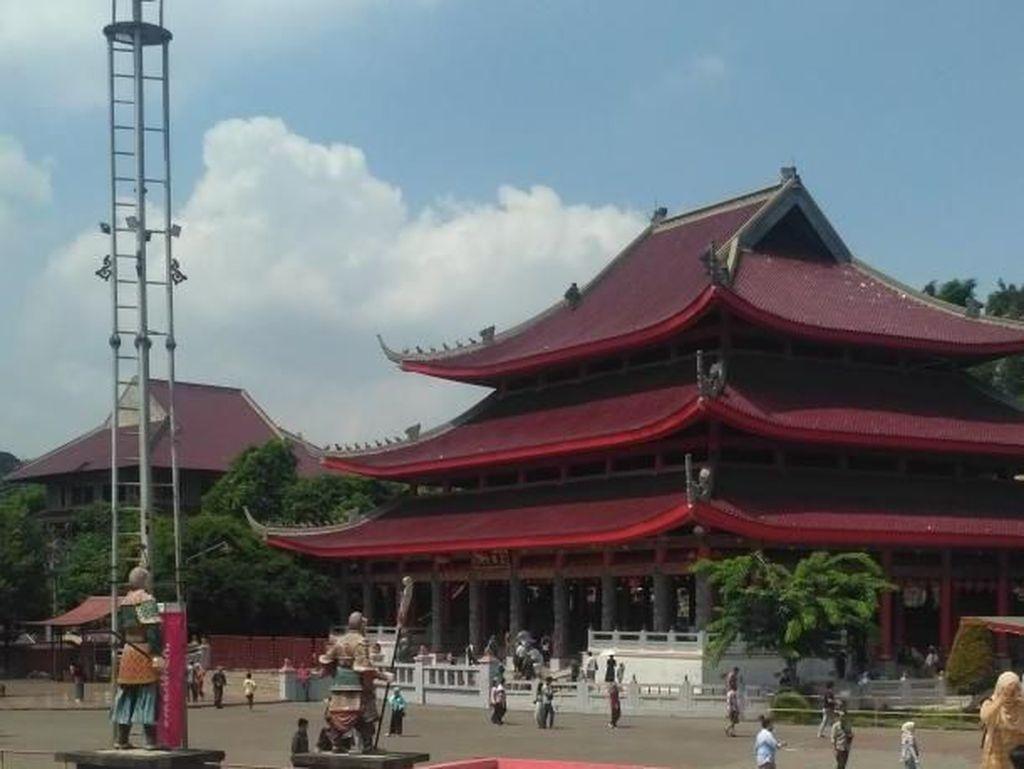 Tak Sampai ke China, ke Semarang pun Jadi