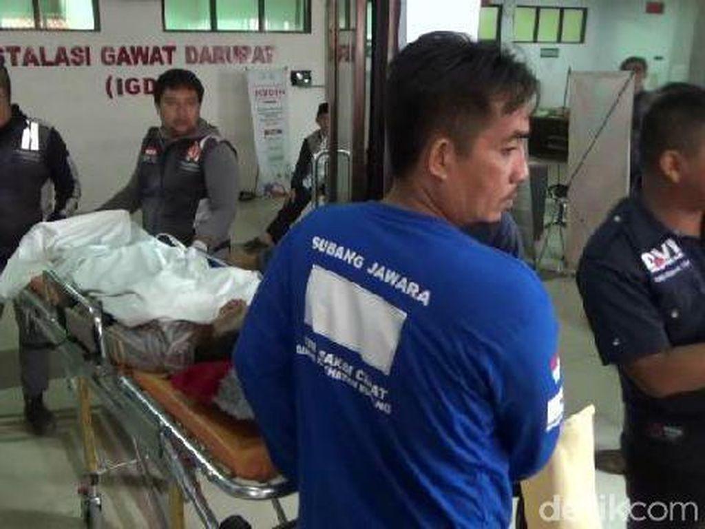Ahli Waris Korban Tewas Bus Maut Subang Dapat Santunan Rp 50 Juta