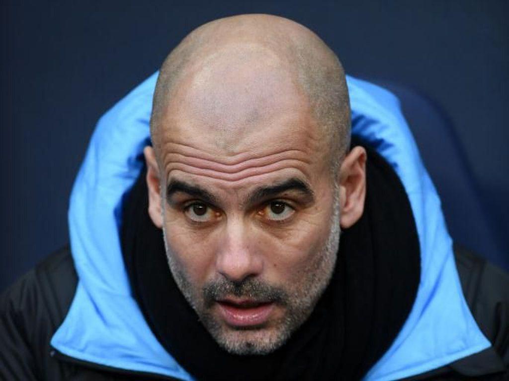 Man City Tercecer di Liga Inggris, Guardiola Belum Pikirkan Perombakan Tim