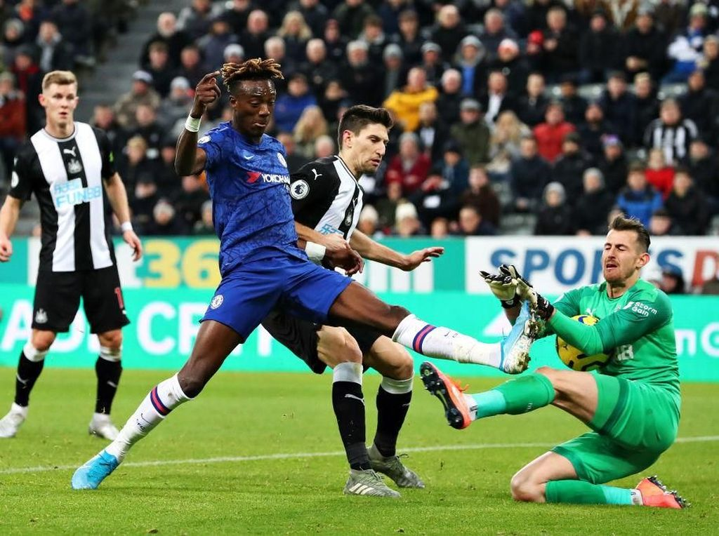 Newcastle Vs Chelsea: Kebobolan di Injury Time, The Blues Keok 0-1