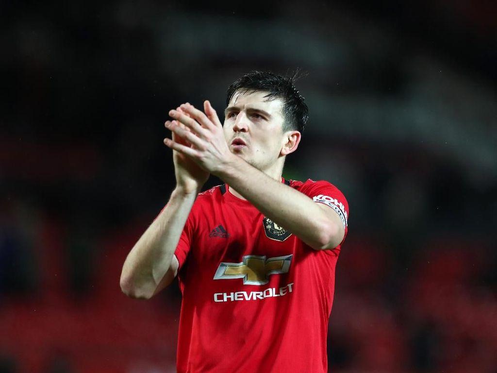 Ambisi Besar Maguire Hentikan Tren Kemenangan Liverpool