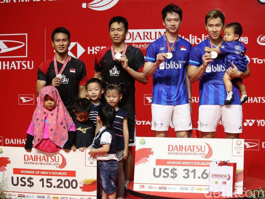 3 Gelar di Indonesia Masters 2020, Susy Susanti: Wajar