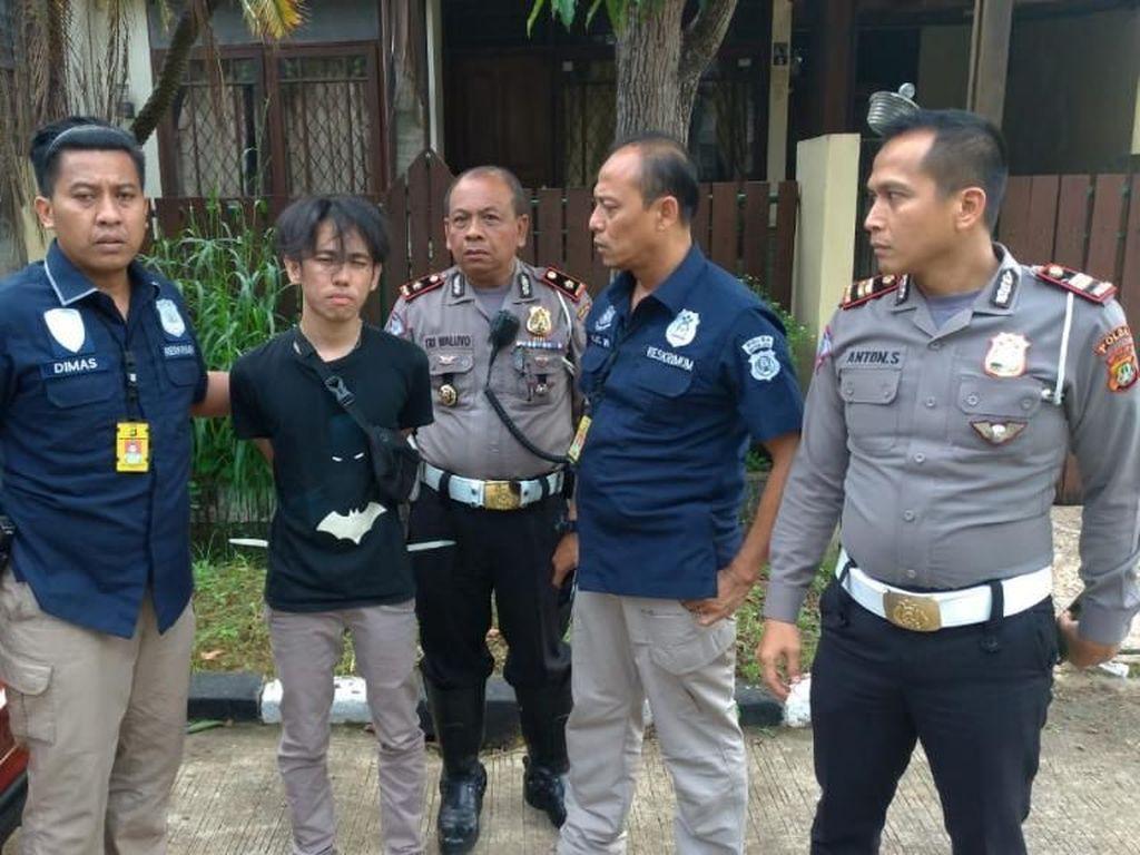 Polisi yang Ditabrak Saat Menilang di Senayan Luka di Pipi hingga Kaki