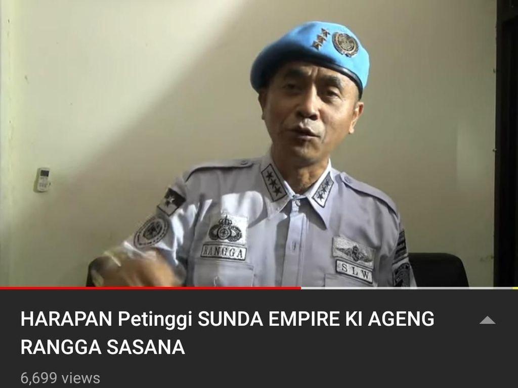 Cerita Petinggi Sunda Empire, Punya Agenda dengan Jack Ma dan Bill Gates