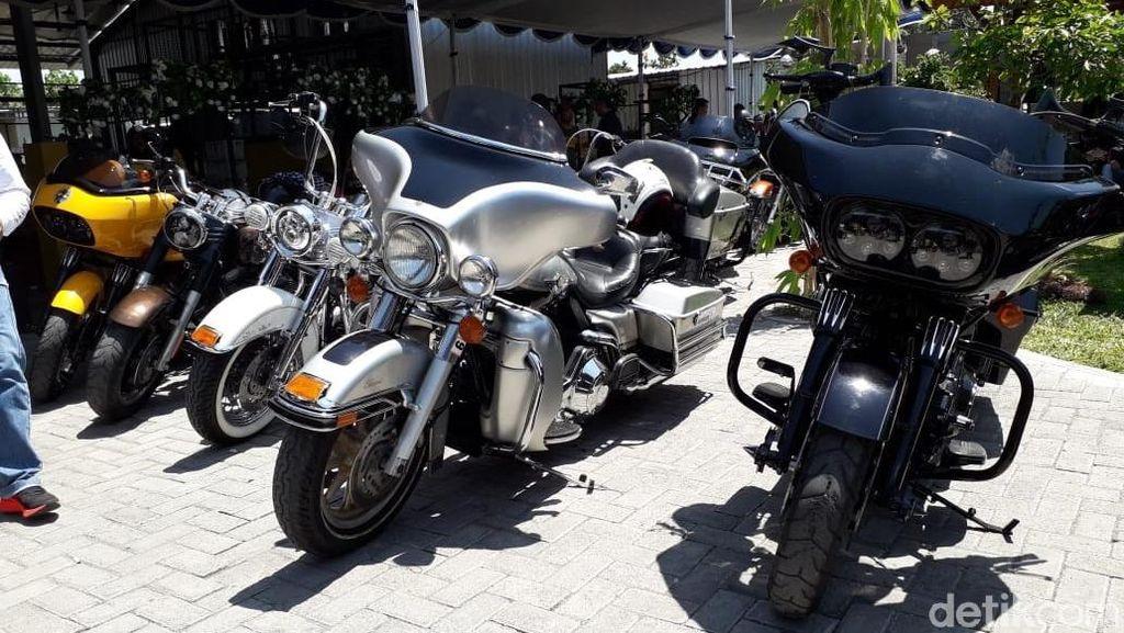Yogyakarta Bakal Sesak Moge Harley-Davidson pada 2021