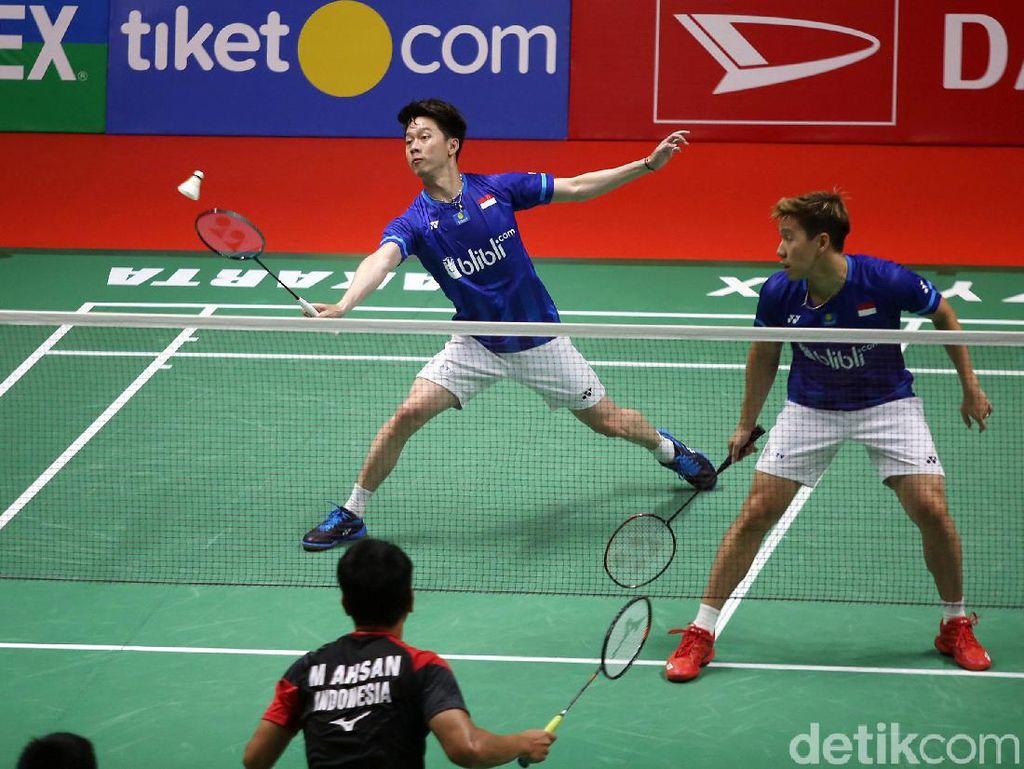 Tim Putra RI Berpeluang Besar di Kejuaraan Bulutangkis Beregu Asia