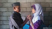 Kisah Cinta Kakek-Nenek dari Sleman yang Menikah di Usia Senja