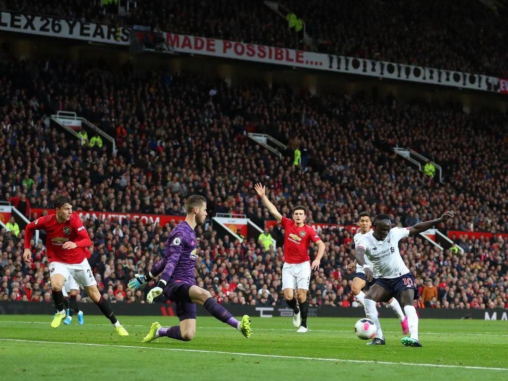 Jadwal Liga Inggris: Liverpool Vs Man Utd