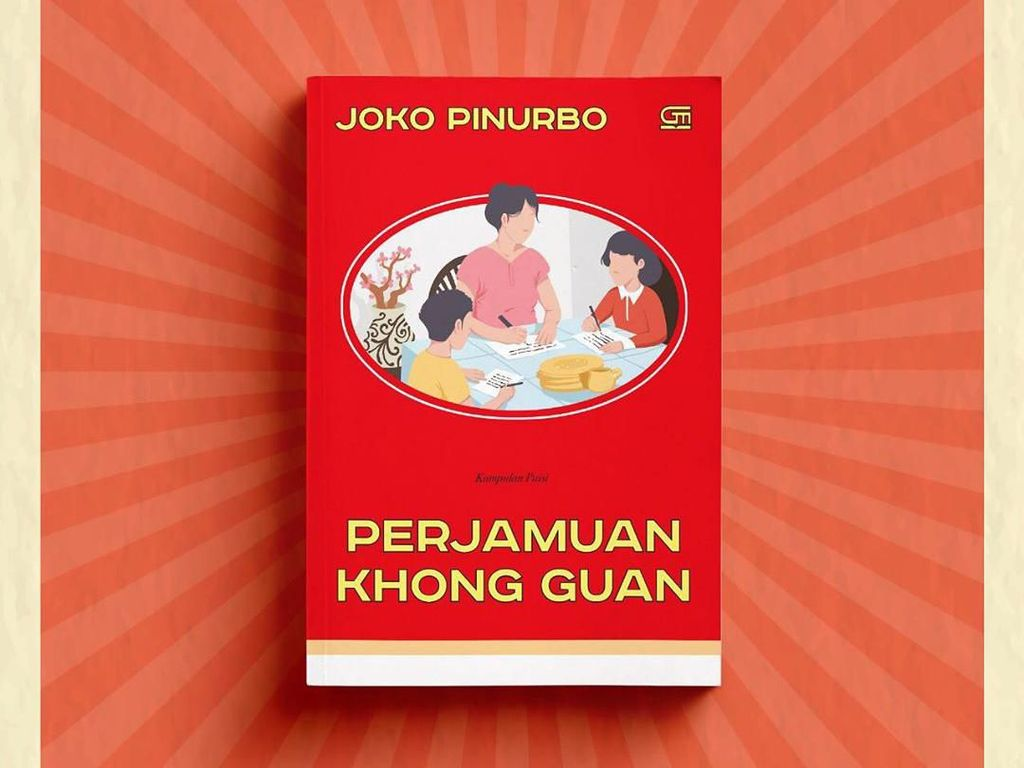 Buku Puisi Perjamuan Khong Guan Diluncurkan 26 Januari
