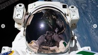 Ini Cara Astronaut Salat dan Puasa di Luar Angkasa
