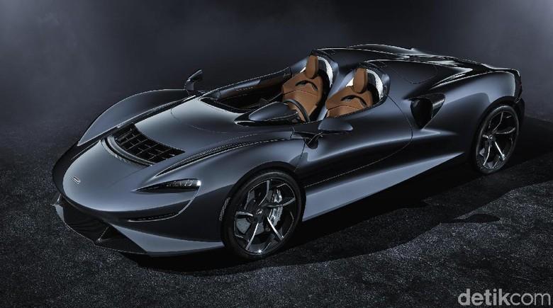 Elva dalam wujud aslinya Foto: McLaren