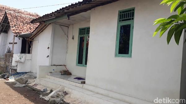 Rumah keluarga petinggi Sunda Empire, Raden Rangga di Brebes. Foto: Imam Suripto/detikcom