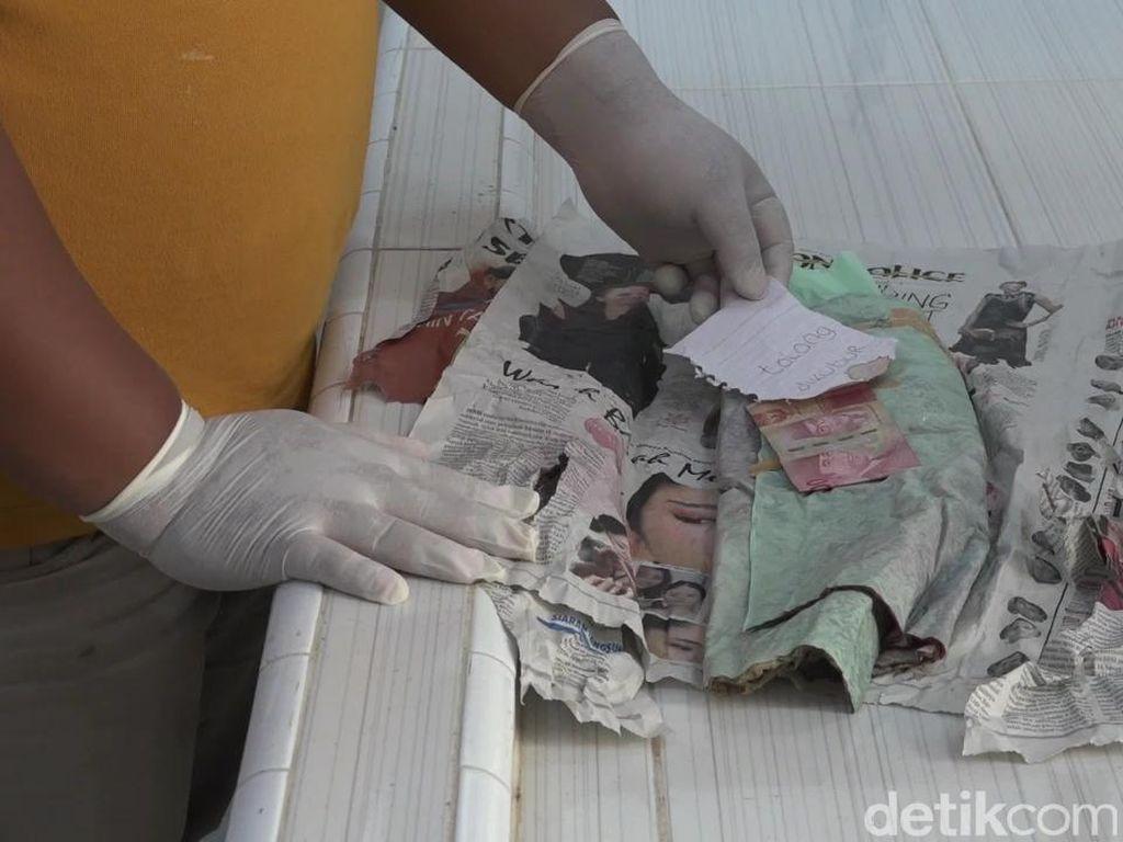 Janin Bayi Dibuang di Jalan Hebohkan Warga Banyuwangi, Ada Surat Wasiat