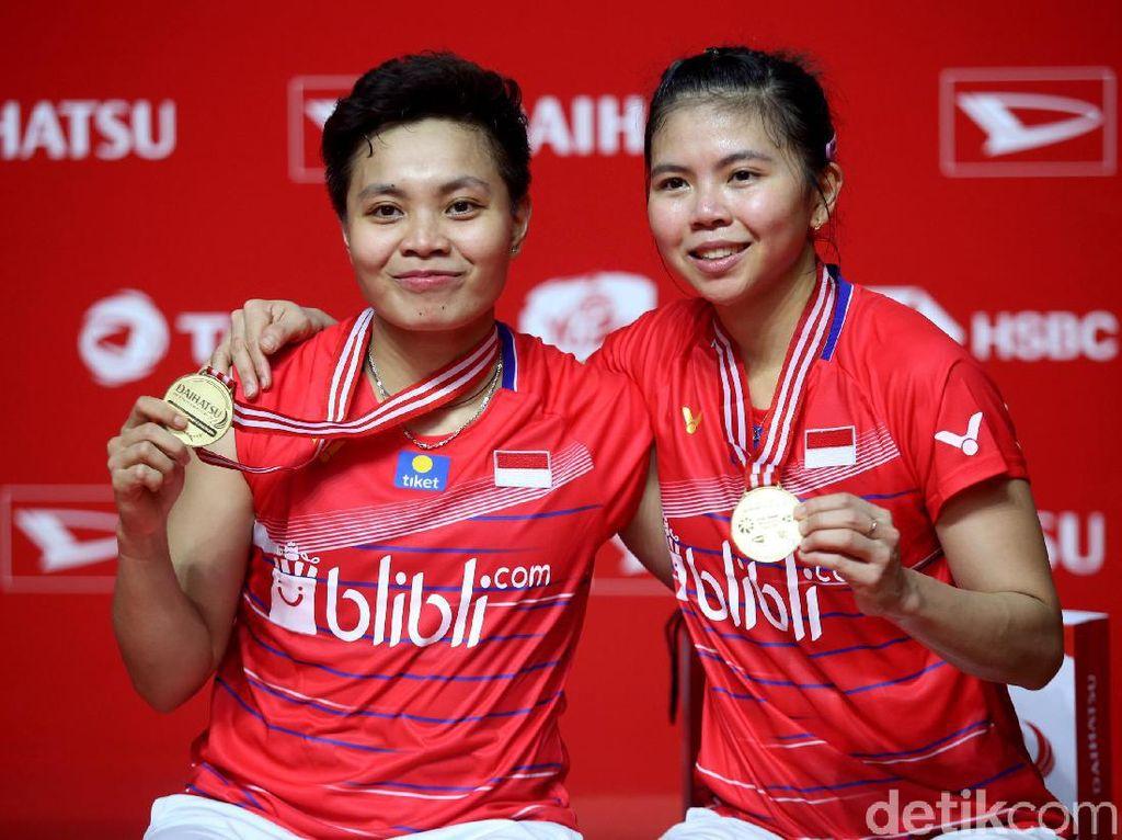 Greysia/Apriyani Langsung Alihkan Fokus ke Thailand Masters