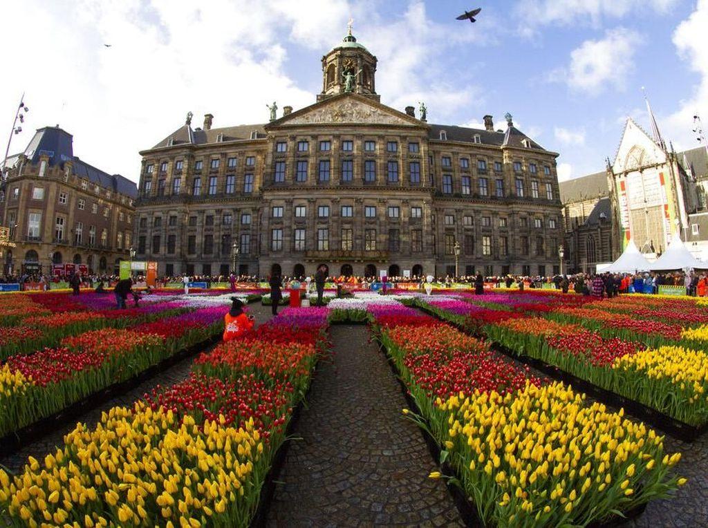 Belanda Sudah Buka Kembali untuk Turis
