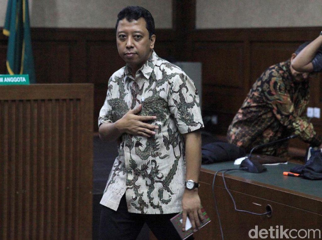 Soal Pencabutan Hak Politik Rommy, Jaksa KPK: Hakim Berdasarkan Putusan MK