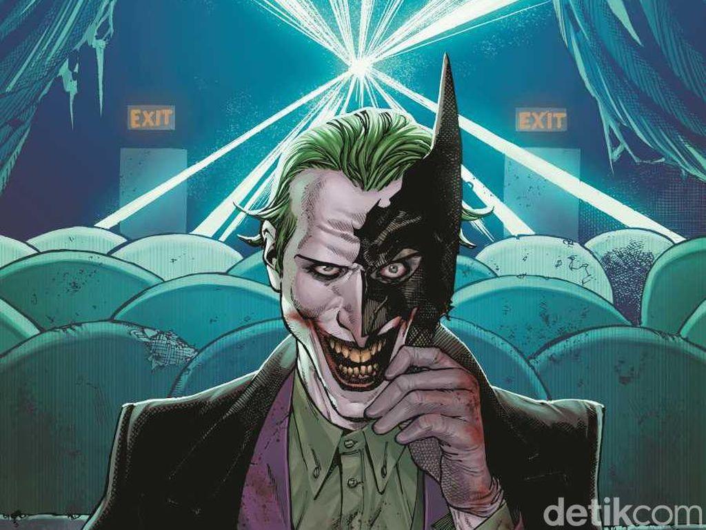 DC Goda Pembaca Lewat Batman: Joker War