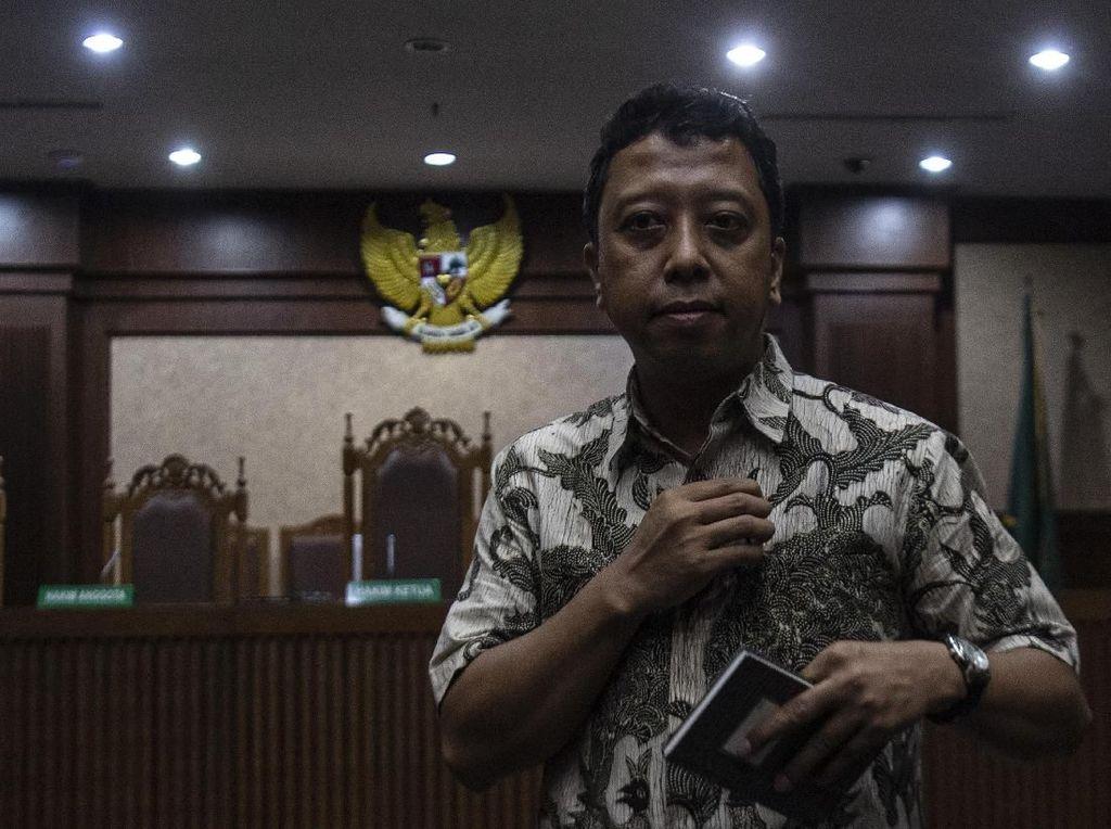 Ajukan Kasasi atas Vonis Rommy Jadi 1 Tahun, KPK: Kewenangan Penahanan di MA