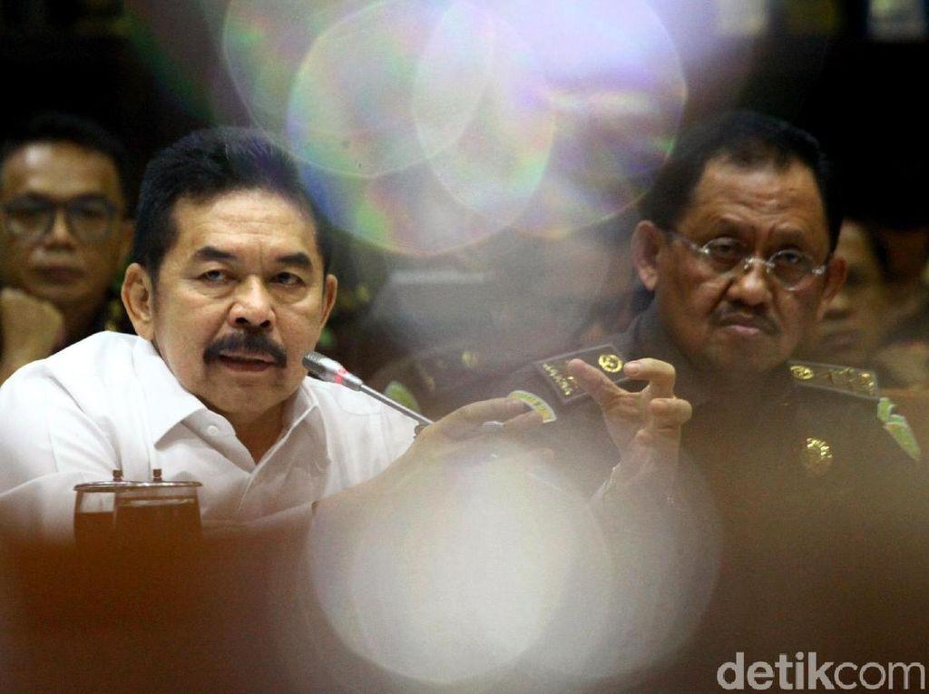 Kala Seorang Jaksa Agung Tak Peduli Namanya Muncul di Dakwaan Pinangki