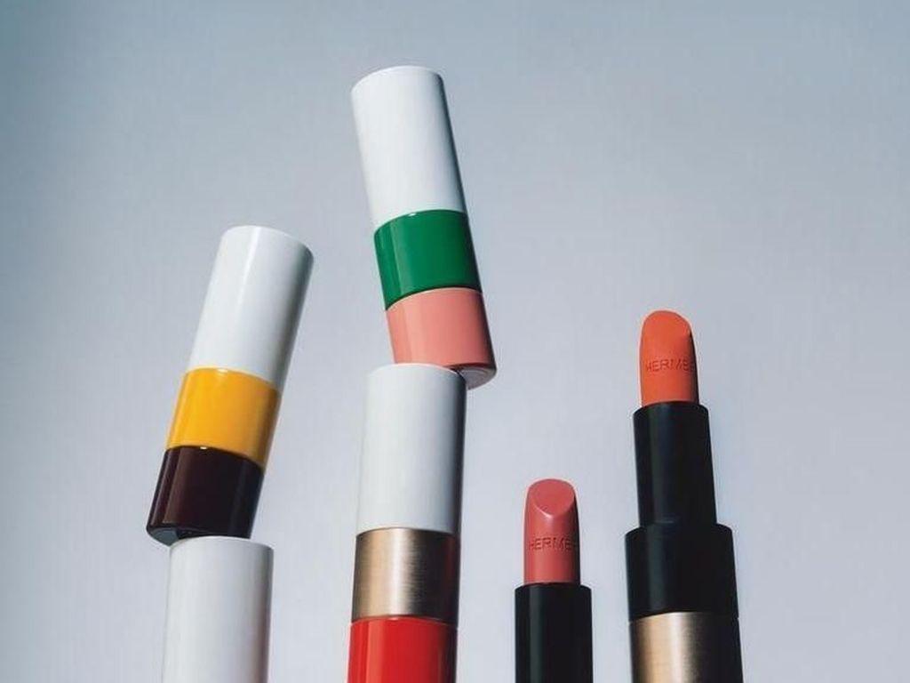 Hermes Rilis Lipstik Terinspirasi dari Tas Birkin