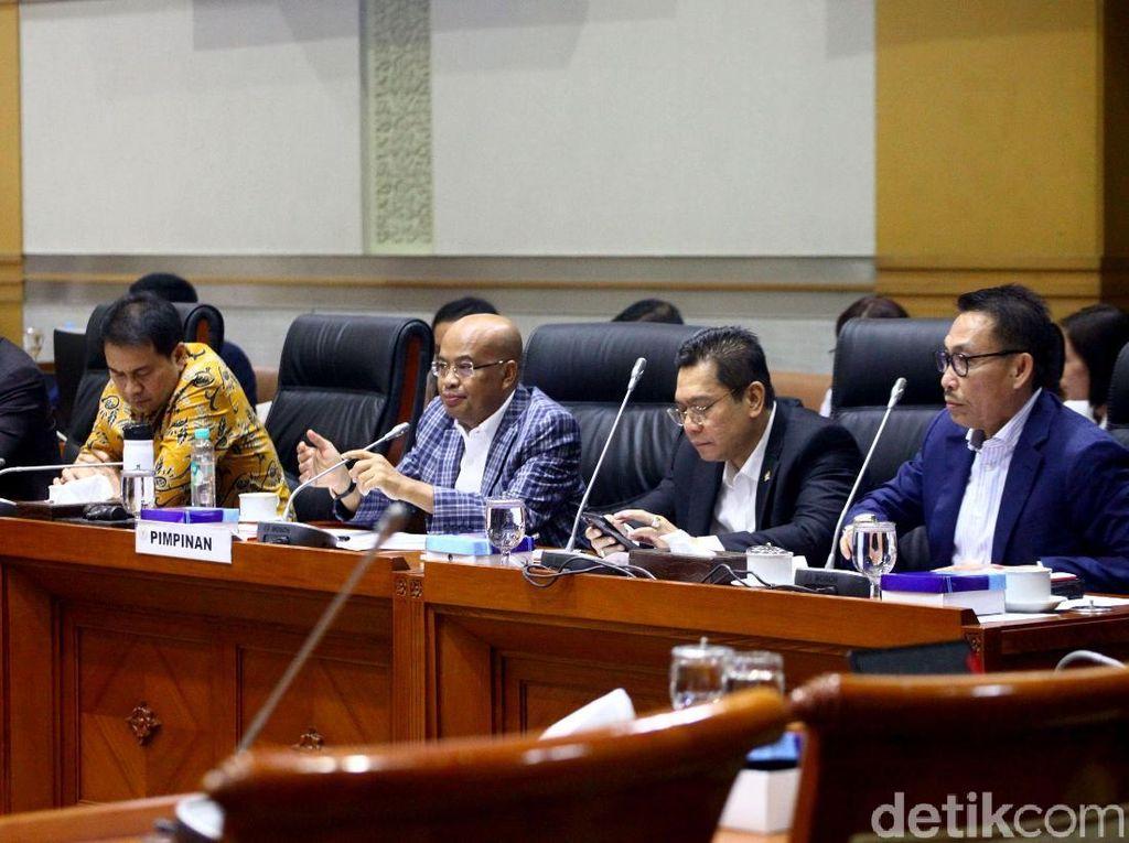 Tok! Komisi III DPR Sepakat Bentuk Panja Jiwasraya
