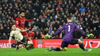 Ada Marcus Rashford pun Man United Tak Akan Bisa Kalahkan Liverpool