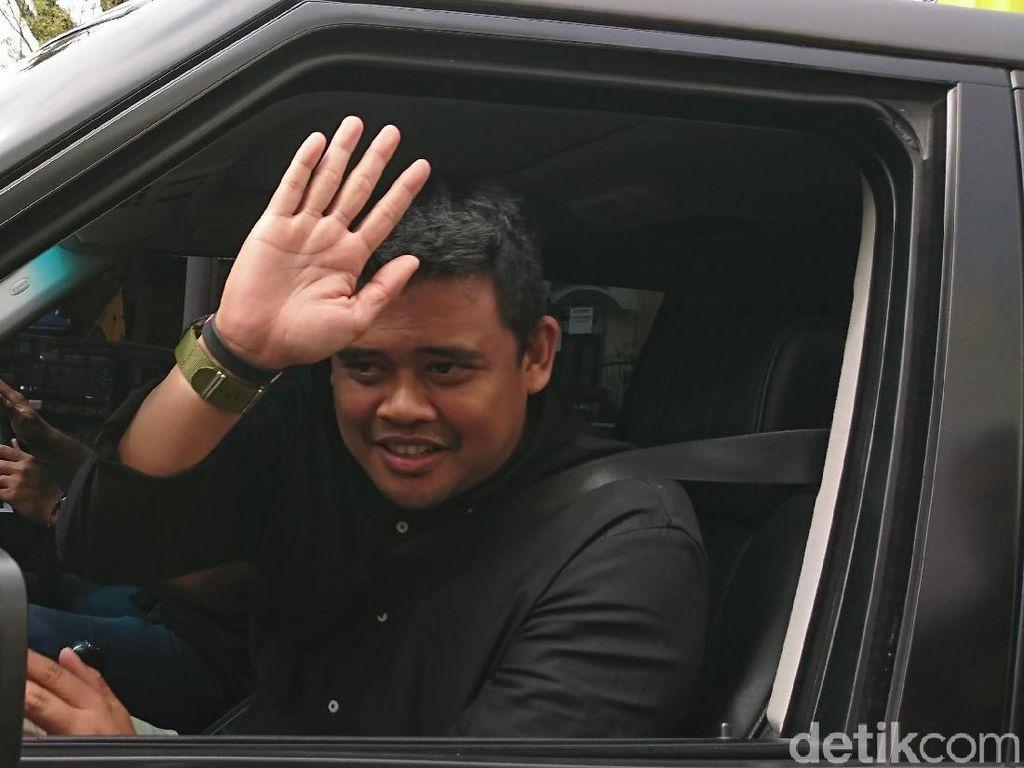 Banting Setir Bobby Menuju Pilkada Medan Kota Para Ketua