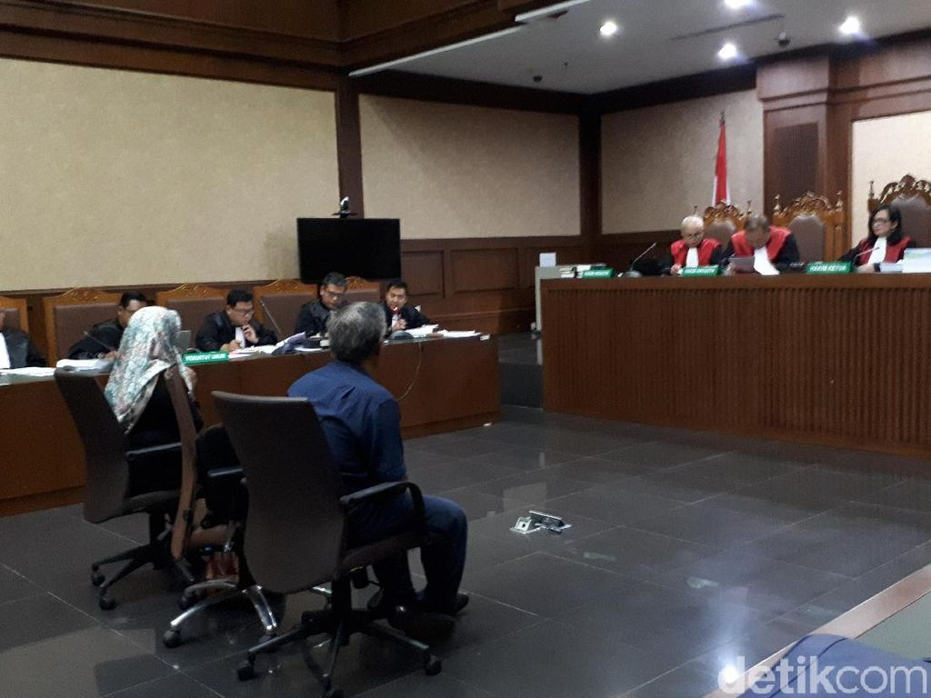 Cerita Eks Ketua Panitia soal Pesanan Sebelum Lelang Alkes Tangsel