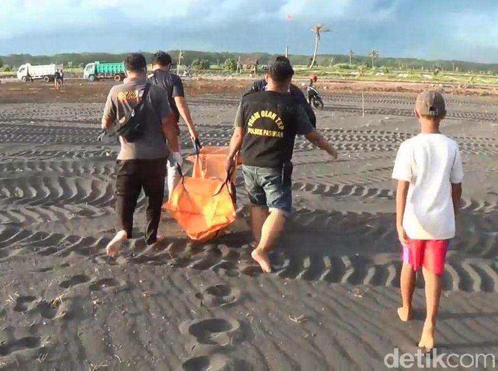 Mayat Tanpa Kepala Ditemukan di Pantai Selok Anyar Lumajang