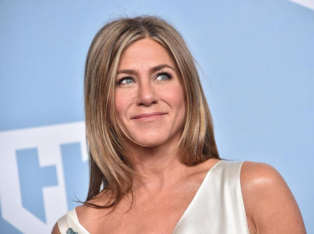 Jennifer Aniston Semprot Kanye West soal Niat Jadi Presiden AS