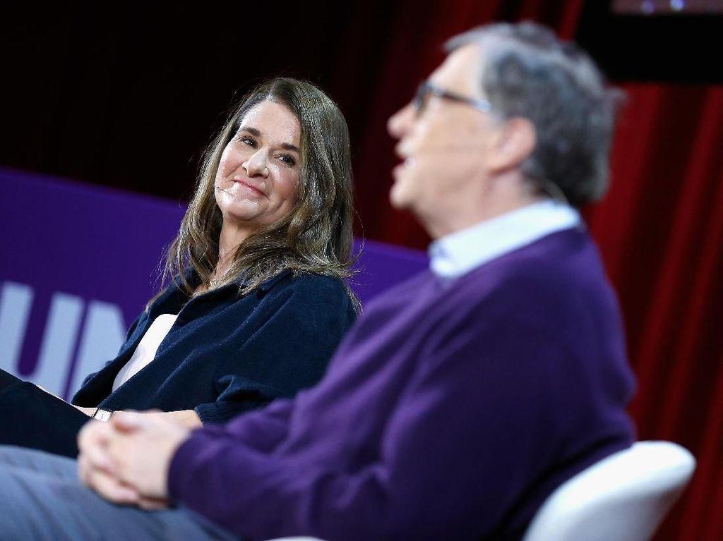 Bill Gates dan Melinda Cerai, Bagaimana Nasib Yayasan Mereka?