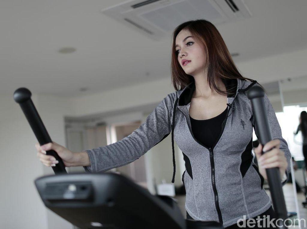 Kartika Berliana, Presenter TV yang Doyan Olahraga