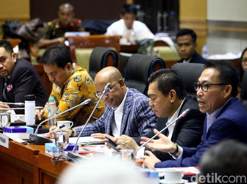 Komisi III Akan Pertemukan Jaksa Agung-Komnas HAM Bahas Kasus HAM Berat