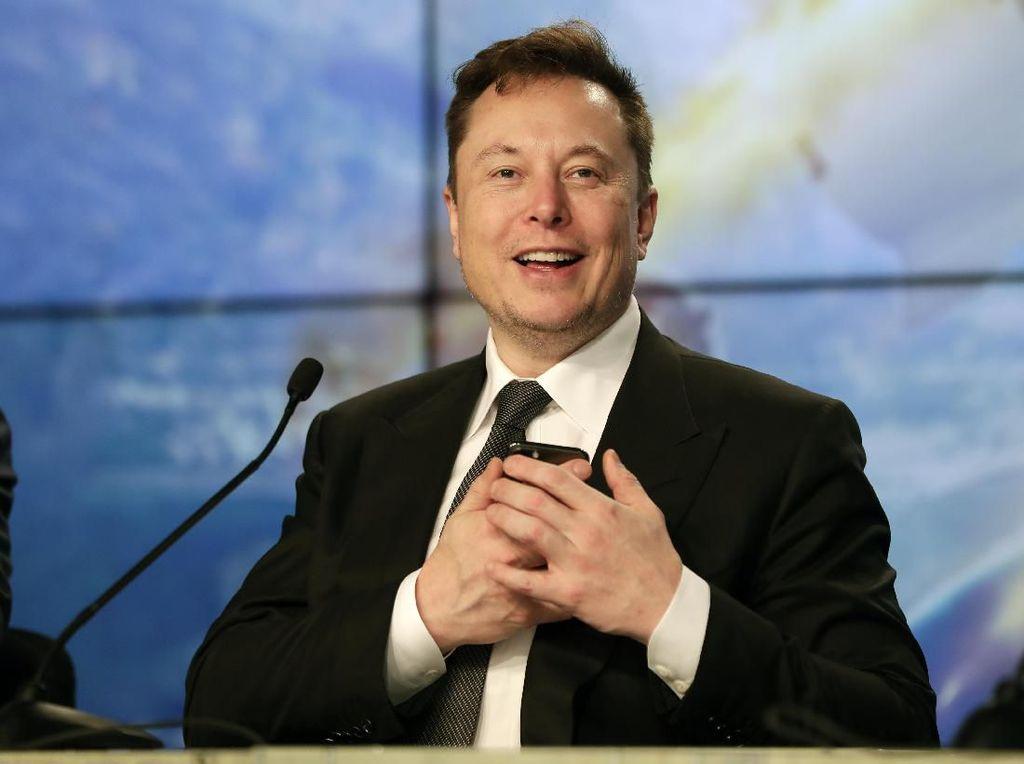 Anak Elon Musk Sudah Punya Akta, Namanya Tertulis X AE A-XII