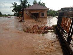 Banjir Terjang 2 Nagari di Sumbar, Ini Penampakannya