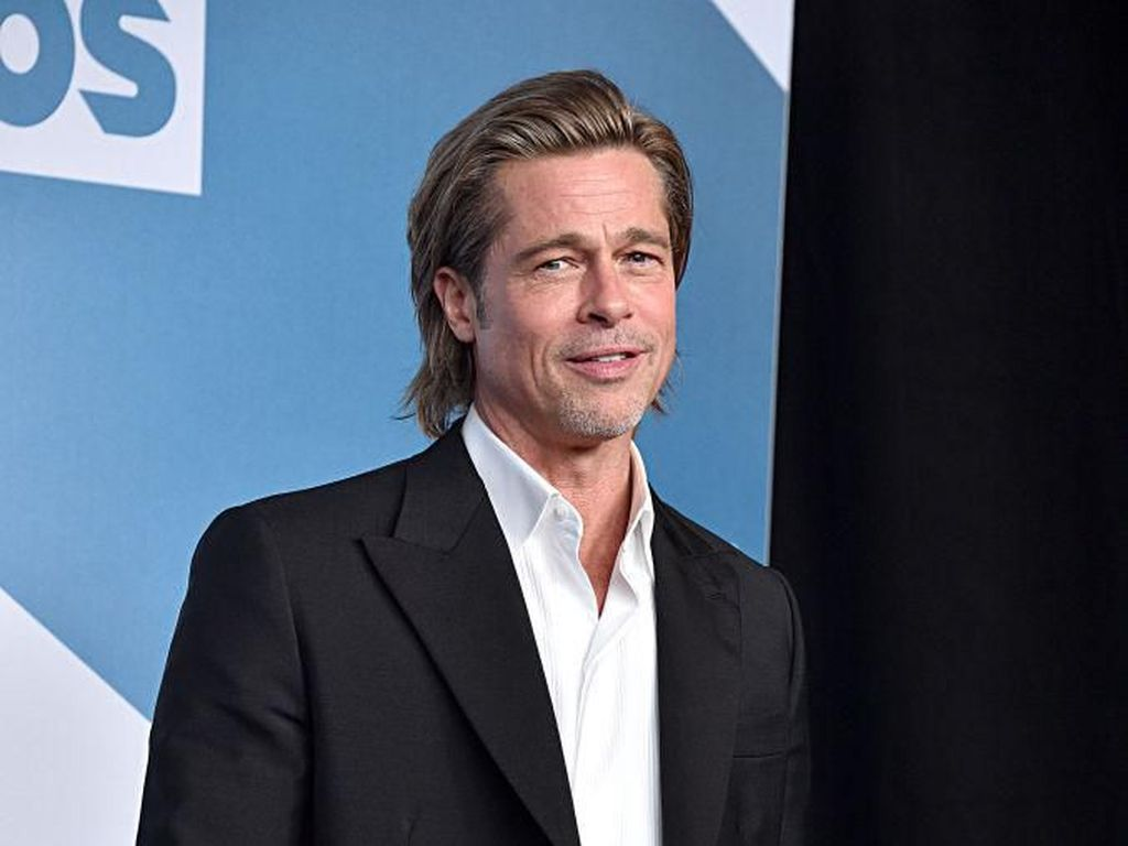 Menang BAFTA, Brad Pitt Beri Pidato Sindir Pangeran Harry