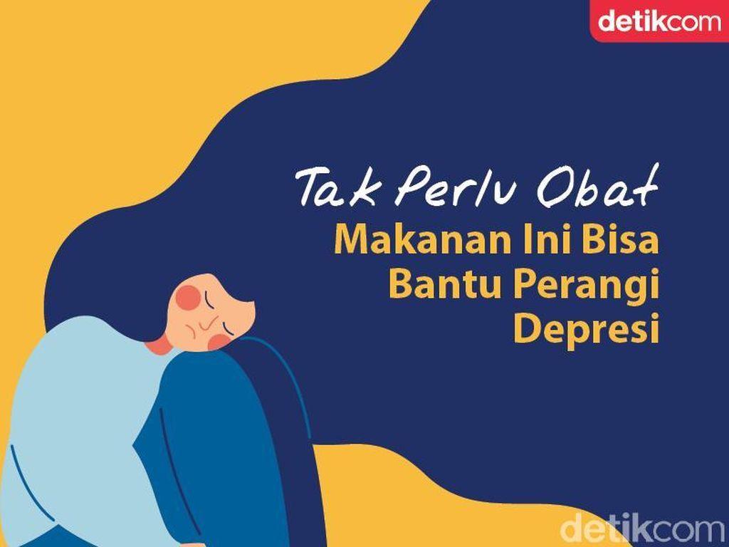 Bisakah Mengatasi Depresi Tanpa Obat? Cek di Sini