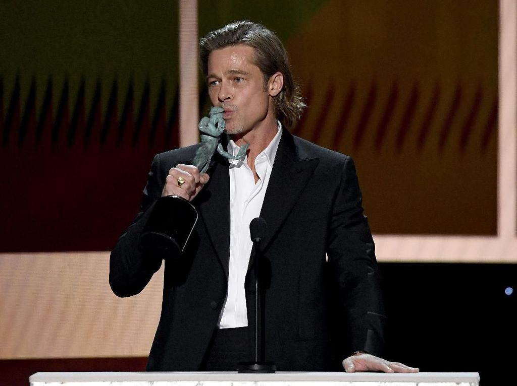 Brad Pitt Bikin Sutradara Ini Nangis Gara-gara Tolak Peran di Film
