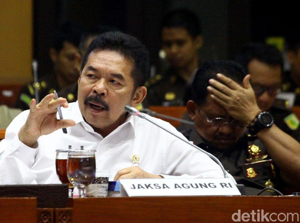 Jaksa Agung Usut Isu Cleaning Service Tajir Jadi Saksi Kebakaran Kejagung