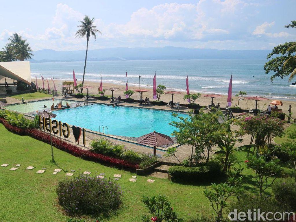 Potret Hotel Peninggalan Sukarno yang Punya Pemandangan Cantik