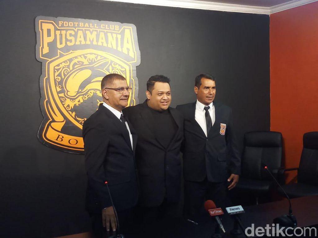 Edson Tavares Dikontrak Borneo FC Setahun