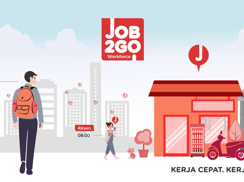 Job2Go, Situs Pencari Kerja di Era Gig Economy