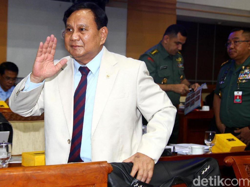 2 Eks Anggota Tim Mawar Jadi Pejabat Kemhan, Ini Kata Jubir Prabowo