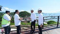 Jokowi Cek Penataan dan Fasilitas Pariwisata di Labuan Bajo