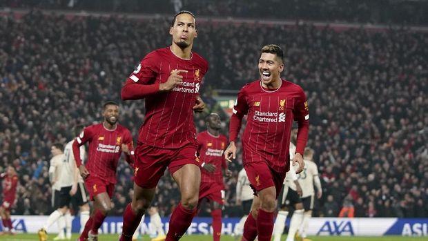 Celah di lini belakang Liverpool bisa dimanfaatkan Atletico.