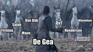 Meme: Olok-olok ke MU Usai Kalah dari Liverpool